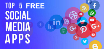 Top 5 Free Apps For Socializing